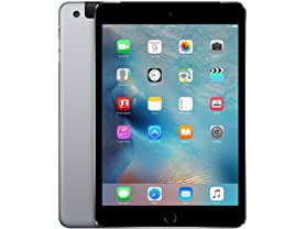"Apple iPad Mini 4 7.9"" 128GB 4G LTE Tablet"