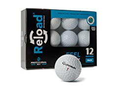 TaylorMade TP Red Mix Recycled 12-Pack