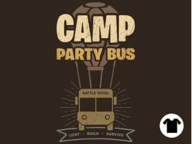 Camp Party Bus