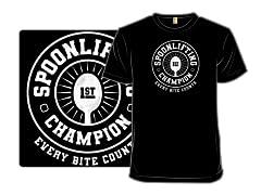 Regional Spoonlifting Champion