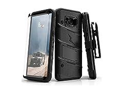 Zizo Bolt Series Samsung Galaxy S8 Case