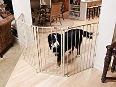 Configurable Extra Tall Pet Gate