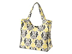 Kitsch'n Glam Tote Bag, Hollandaise