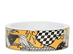 Koi Garden Porcelain Pet Bowl