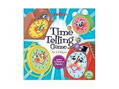 Time Telling Clock Game