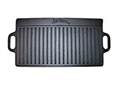 Jim Beam Cast Iron Griddle