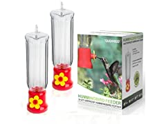 Hummingbird Feeder, 2-Pack