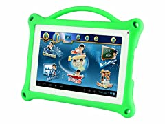 "7"" Tablet w/ Silicone Case - Green"