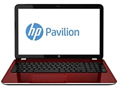 "HP Pavilion 17.3"" AMD Quad-Core Laptop"