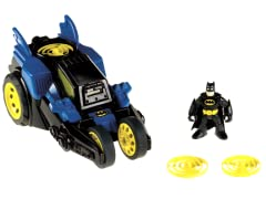 Super Friends Motorized Batmobile