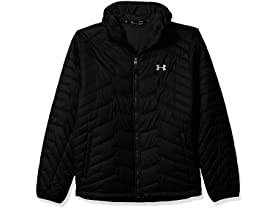UA Men's ColdGear Reactor Hooded Jacket