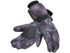 Simplicity Women's Ski Gloves