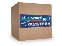 Box of Mystery: Wil Wheaton Edition