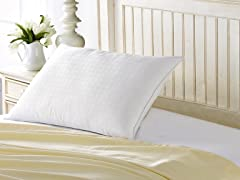 Exquisite Hotel Down-Alt Gel Filled Firm Pillow