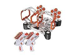 AstroShot Gyro Rotating Target Kit w/ 2 Blasters