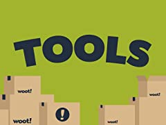 Tools & Garden!