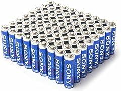Sony Alkaline Stamina Plus AAA