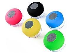 FRESHeTECH Splash Tunes BT Shower Speaker - 2 pack