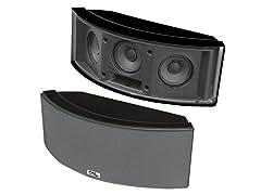 Indoor/Outdoor Waterproof Speakers (Pair)