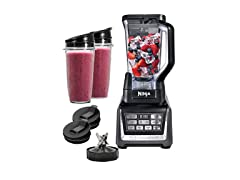 Nutri Ninja Blender DUO with Auto-iQ, BL640