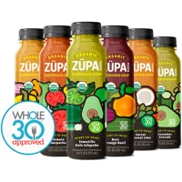 12-Pack Zupa Noma Whole30 Approved Ready-to-Sip Soup