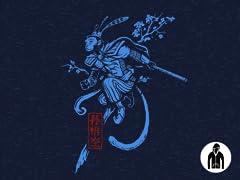 Sun Wukong LW Zip Hoodie