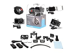Xtreme Pro Dual-Screen 4K Camera Bundle