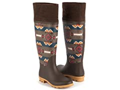 MUK LUKS® Southwest Rainboot-Ladies