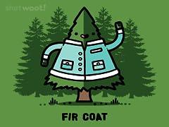 Fir coat