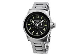 Decoy Swiss Quartz Watch, Multi Black