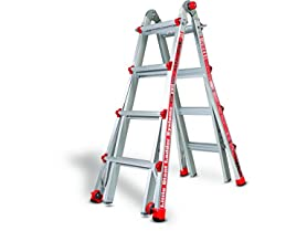 Little Giant Alta-One 17' Ladder w/Cargo Hold