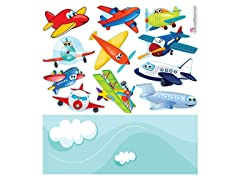 Peel & Play Accessory Pack - Planes