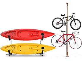 Bike and Kayak Storage
