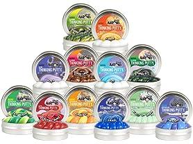 Crazy Aaron's Putty, 12 Mini Tins