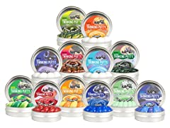 Crazy Aaron's Putty, 12 Mini Tins