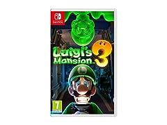 Luigi's Mansion 3 Standard Edition - Switch