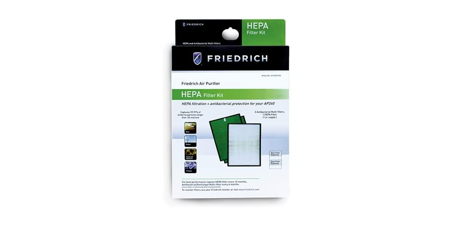 Friedrich AP260 5-Stage Air Purifier
