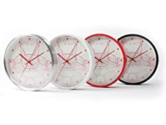 Iron Man Wall Clock - Random Colors