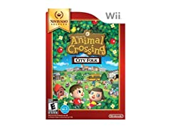 Animal Crossing: City Folk (Nintendo Selects)