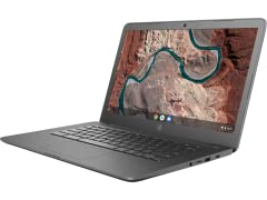 "HP 14"" AMD Dual-Core Chromebooks"