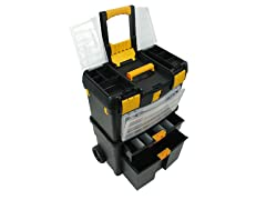 Deluxe Mobile Workshop and Toolbox