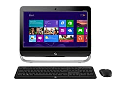 "HP Pavilion 20"" Dual-Core AIO PC"