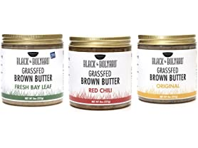 3 Pack Black & Bolyard Brown Butter