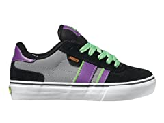 DVS Milan 2 CT -Blk/Grey Suede sz 2 or 3