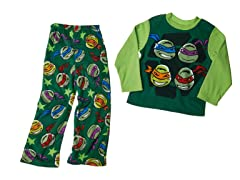 TMNT 2-Piece Fleece Set (2T-10)