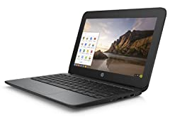 "HP 11"" 11-G4 Intel 16GB Chromebook (S&D)"