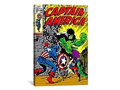 Captain America Issue Cover #110
