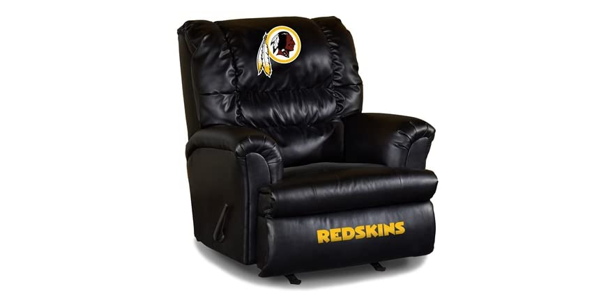 Nfl Big Daddy Leather Recliner Sellout Woot