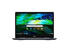 """DELL C7486-3250GRY-PUS - Inspiron 2-in-1 14"""" Touchscreen Chromebook(Open Box)"""