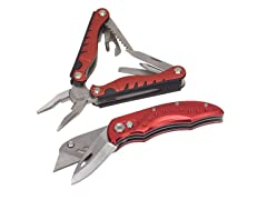 Multi-Tool and Sport Utility Knife